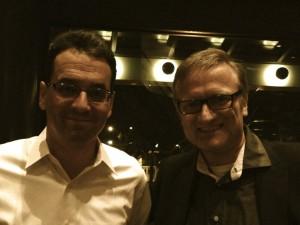 Daniel Pink and Niklas Myhr