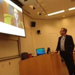 Erica Derrickson, Niklas Myhr, Chapman University, Social Media class