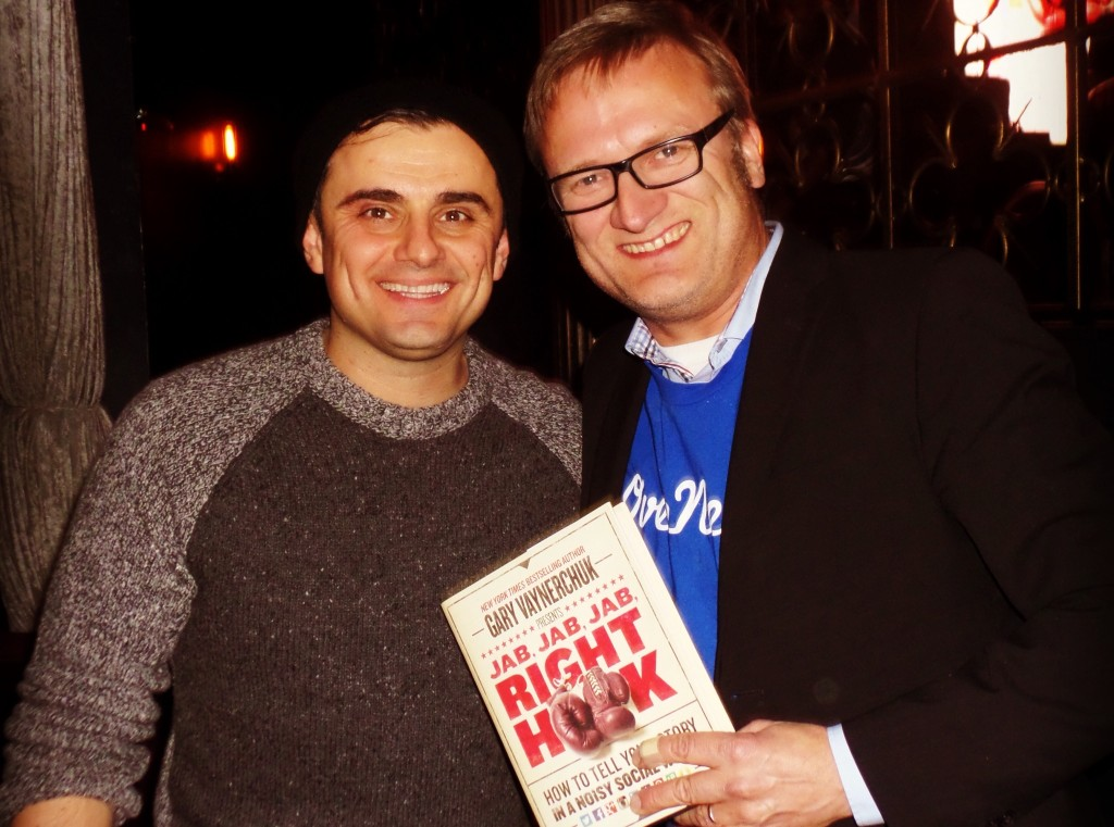 Gary Vaynerchuk and Niklas Myhr