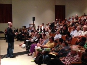 Adam Grant at the Skeptics Society at Cal Tech
