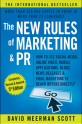 New Rules of Marketing and PR 5th edition, David Meerman Scott