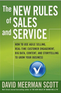 New Rules of Sales and Service, David Meerman Scott