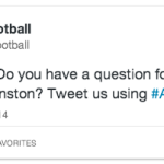 Lessons from FSU's Jameis Winston Twitter Faux Pas